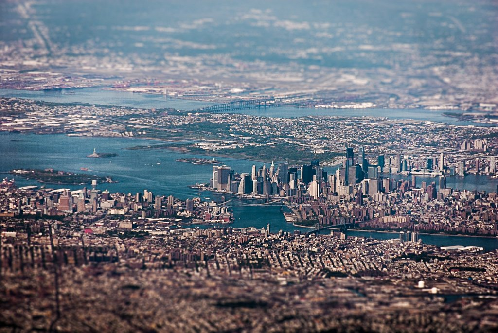 New York City Aerial #01