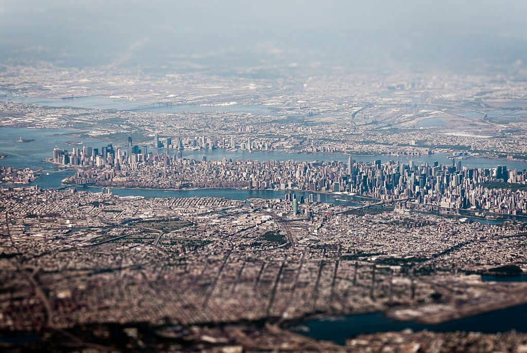 New York City Aerial #02