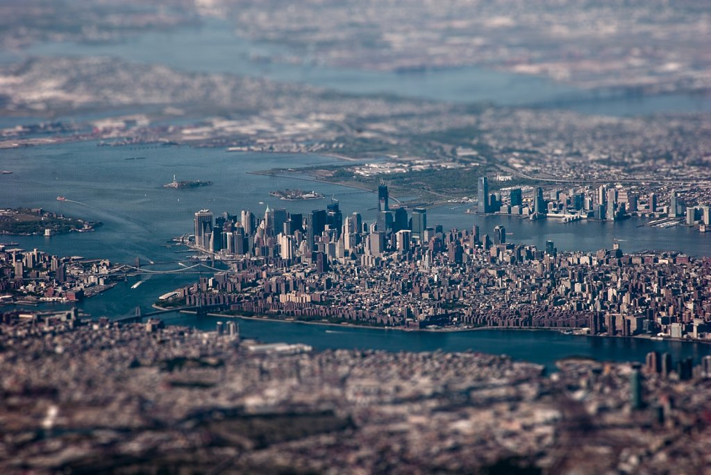 New York City Aerial #04