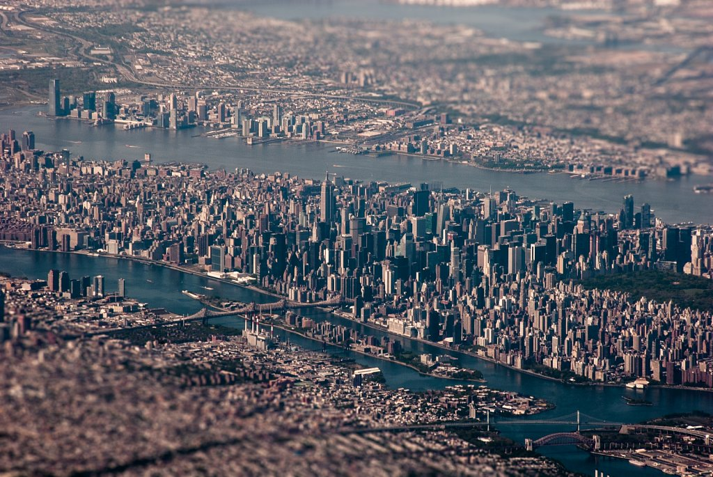 New York City Aerial #05