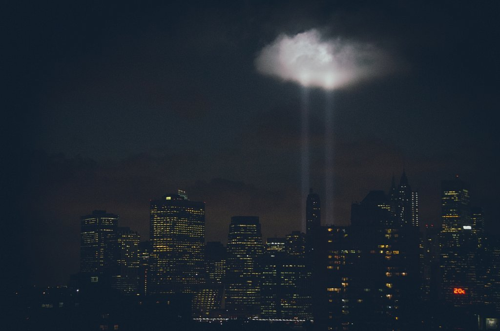 Tribute in Light #13