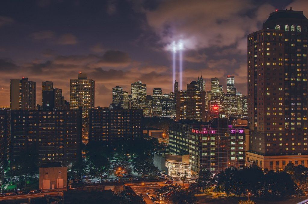 Tribute in Light #14